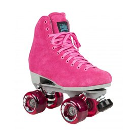 Suregrip Quad Skates Boardwalk Outdoor Pink 2017