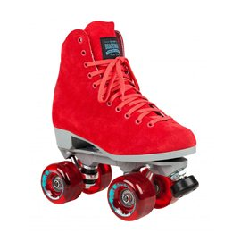 Suregrip Quad Skates Boardwalk Outdoor Red 2017