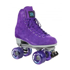 Suregrip Quad Skates Boardwalk Outdoor Jasmine Purple 2017