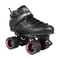 Suregrip Quad Skates Rebel Avenger Aluminium Black 2017SUR-SKA-0050