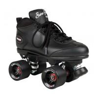 Suregrip Quad Skates Cyclone Black 2017