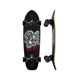 "Surf Skate Carver 33.5 Yoga Dora Pro Model 33.5\"" Complete"
