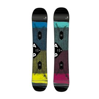 Snowboard Amplid The Paradigma 2017+ Fixation