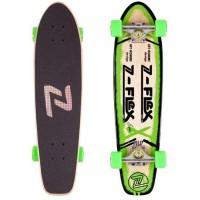 "Z Flex Jay Adams P.O.P Cruiser Green/Black 29"""