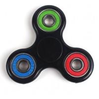 Hand Spinner Black Multi