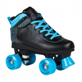Rookie Rollerskates Starlight Black BlueRKE-SKA-245