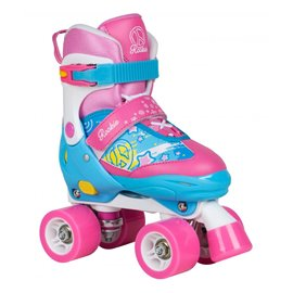 Rookie Adjustable Skate Fab Junior Blue Pink