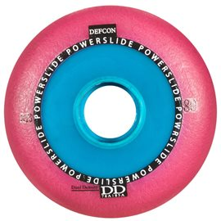 PowerslideWheel Defcon Pink 80 mm, 85A 2017905245