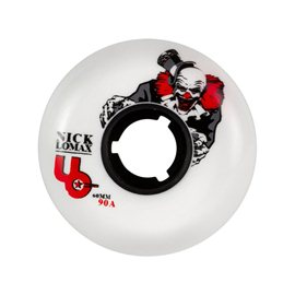 Undercover Wheels Nick Lomax Circus 60mm 90a 4-Pack 2017