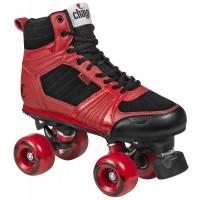Chaya Derby Skates Jump Red 2017810571