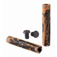 Grit Grips Black/ Orange 160mm, incl. plugs 2017