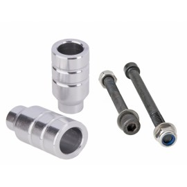 Grit Pegs Pair, incl bolts 2017