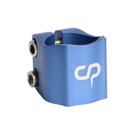 Crisp D Clamp Blue