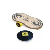 Rollerbone Board + Rouleau Eva + Softpad 2017RBBRES