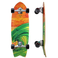 "Surf Skate Carver Swallow 29\\"" 2018 - Complete"
