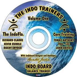 Indo Board Indo Trainers Vol. 1 DVD