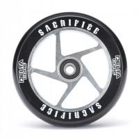 Sacrifice Wheels Delta Core (w/Bearings) Black Polished 2017