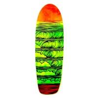 """Surf Skate Carver Stacked 31.25\\"""" Deck Only"""