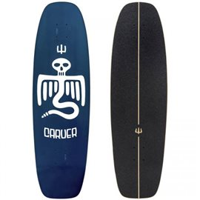 "Surf Skate Carver Point Break 33.75"" Deck Only"