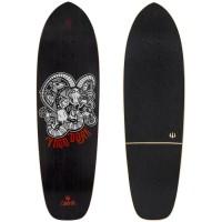 """Surf Skate Carver 33.5 Yoga Dora Pro Model 33.5\\"""" Deck Only"""
