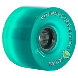 Carver Roundhouse Ecothane Wheels 65mm 2017