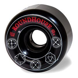 Carver Roundhouse Radial Wheel - 65mm 81aradial6581