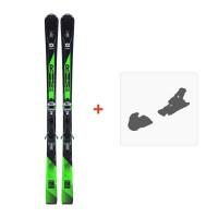 Ski Volkl RTM 84 + IPT WR XL 12 FR GW Green 2018