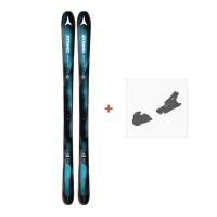 Ski Atomic Vantage 90 Cti 2018 + Fixation de ski