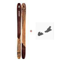 Ski Atomic Backland Bent Chetler 2018 + Fixation de ski