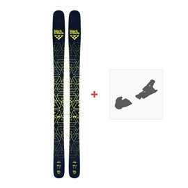 Ski Black Crows Atris 2018 + Fixation de ski