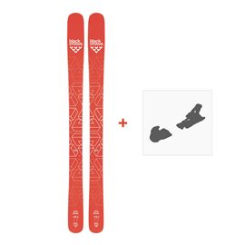 Ski Black Crows Atris Birdie 2018 + Fixation de Ski