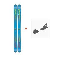 Ski Line Gizmo 2018 + Fixation de ski