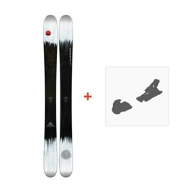 Ski Line Sir Francis Bacon Shorty 2018+ Fixation de ski
