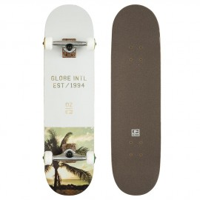 Skateboard Globe G2 Varsity 8.0'' - Palm/Fog - CompleteGB10525190-1000