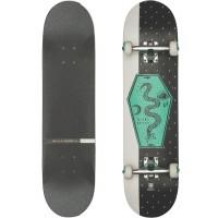 Skateboard Globe G2 Coffin 8.0'' - Black White - CompleteGB10525266-1000