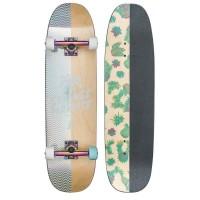 Skateboard Globe Half Prism 8.75'' Natural / Cactied - Complete10525301