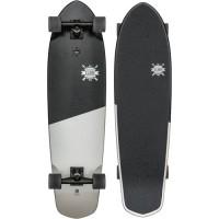 Skateboard Globe Blazer XL 36.25'' - Black / white / Uhhhmaze - CompleteGB10525288-1030