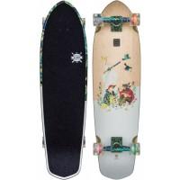 Skateboard Globe Blazer XL 36.25'' - Earthly Delight - Complete10525288-EARTHDEL-36