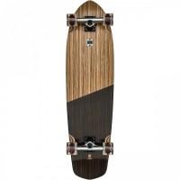 Skateboard Globe Blazer XL 36.25'' - Zebrawood / Black - CompleteGB10525288-90000