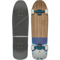 Skateboard Globe Half Dip 31'' - Zebrawood Indigo - CompleteGB10525244-1600