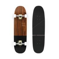 Skateboard Globe Half Dip 32'' - Rosewood Black - CompleteGB10525244-1150