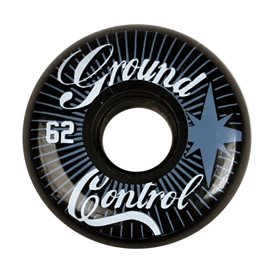 Razors Ground Control Wheel 62mm 90A Black 20161073