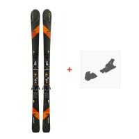 Ski Elan Amphibio 84 Xti + ELX 12.0 2018