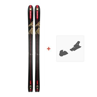Ski Dynastar Vertical Eagle 2018 + Fixation de skiDRG01L7