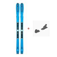Ski Dynastar Legend X80 + XPRESS 11 B83 BLACK / BLUE 2018DRG01S5