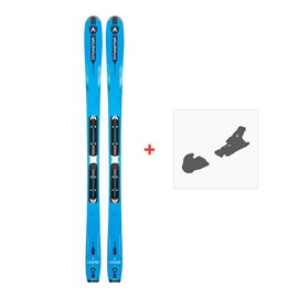 Ski Dynastar Legend X80 + XPRESS 11 B83 BLACK / BLUE 2018