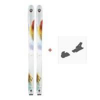 Ski Dynastar Legend W96 2018 + Fixation de skiDRG04S8