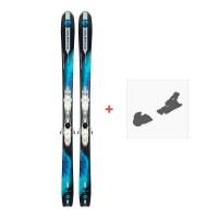 Ski Dynastar Legend W88 + XPRESS W 11 B93 WHITE / SPARKLE 2018DRG04S7