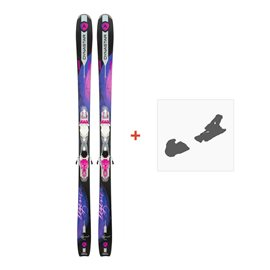 Ski Dynastar Legend W80 + Xpress W 10 B83 White / Purple 2018DRG02S3