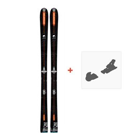 Ski Dynastar Vertical Bear FRA 2018 + Fixation de skiDRG02L2
